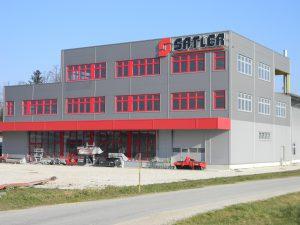 Poslovni objekt Satler-Slovenske Konjice