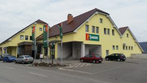 Poslovno stanovanjski objekt Jager-Braslovče