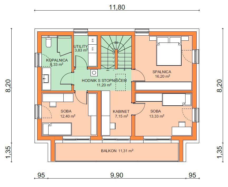 S121 nadstropje