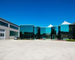 Upravna stavba, Termoglas d.o.o., Dolenji Boštanj